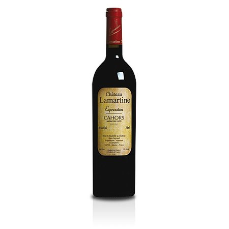 Chateau Lamartine Cahors Expression 2016