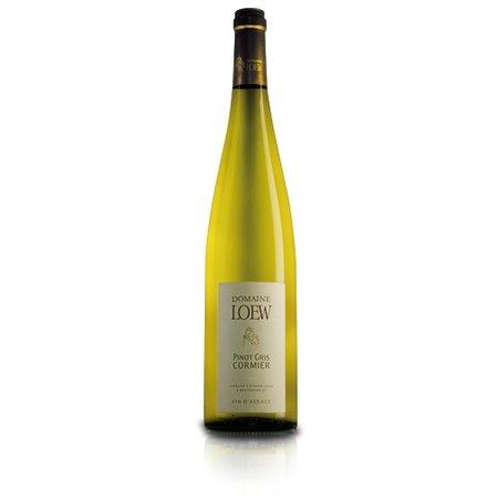 Domaine Loew 2017 Domaine Loew Alsace Pinot Gris Cormier