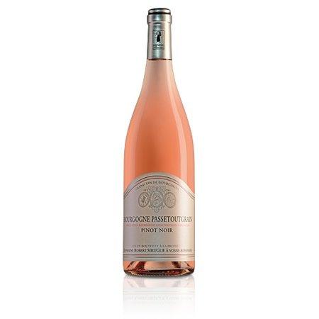 2019 Domaine Robert Sirugue Bourgogne Passetoutgrains roséoutgrains rosé