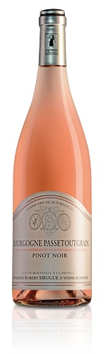 Domaine Robert Sirugue Bourgogne Passetoutgrain rosé 2019