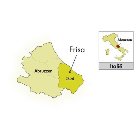 Collefrisio 2015 Collefrisio Vignaquadra Montepulciano d'Abruzzo