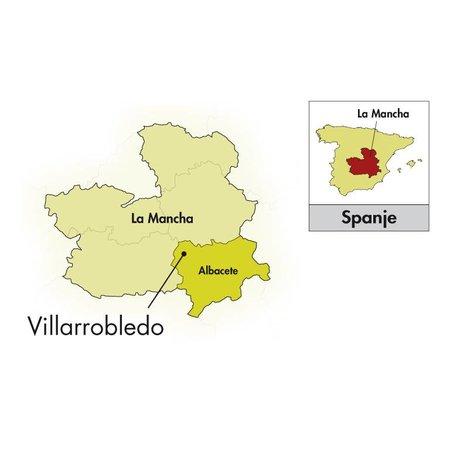 2016 Viña Jaraba La Mancha Crianza