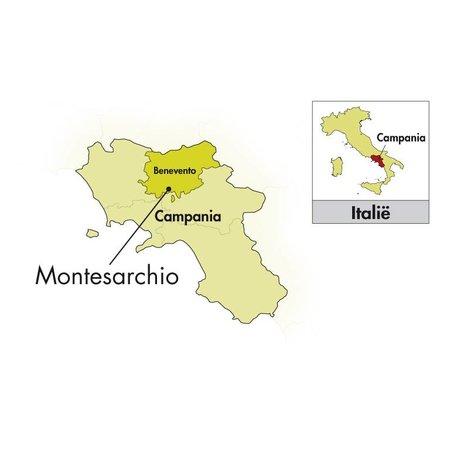 Masseria Frattasi Beneventano Campania Nymphis Sacrae Coda di Volpe 2019