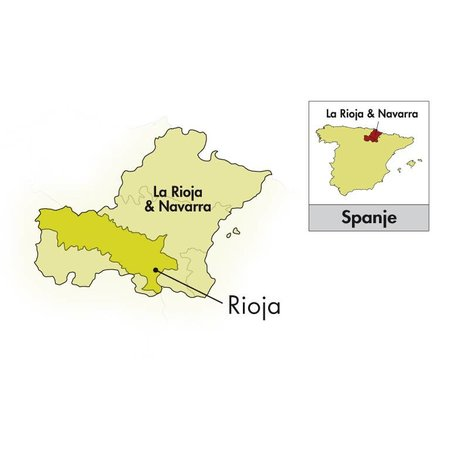 2016 Tierras de Murillo Rioja Crianza