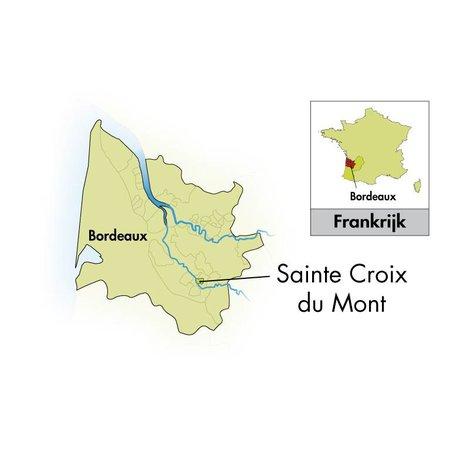 2009 Ch̢teau des Tours Sainte Croix du Mont