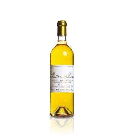 2009 Ch̢ateau des Tours Sainte Croix du Mont halve fles