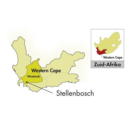 DeMorgenZon  2017 DeMorgenzon DMZ Stellenbosch Syrah