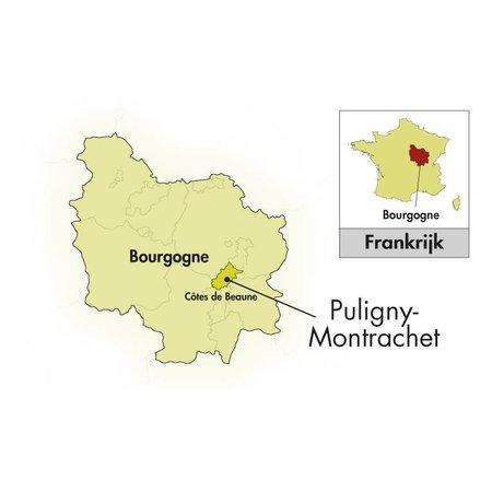 2016 Domaine Sylvain Langoureau Puligny-Montrachet La Garenne Premier Cru