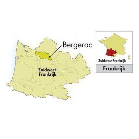 2017 Mirabelle du Château de la Jaubertie Bergerac blanc