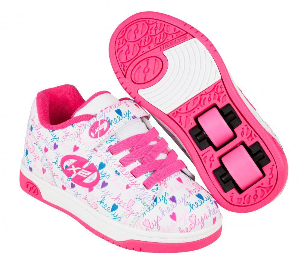 HEELYS HEELYS X2 DUAL UP HEARTS
