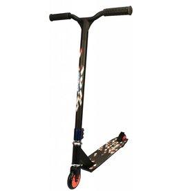 BLACK DRAGON Stunst scooter schwarz-orange-blau