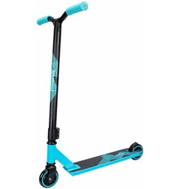 BLACK DRAGON Stunt Scooter Schwarz/Blau