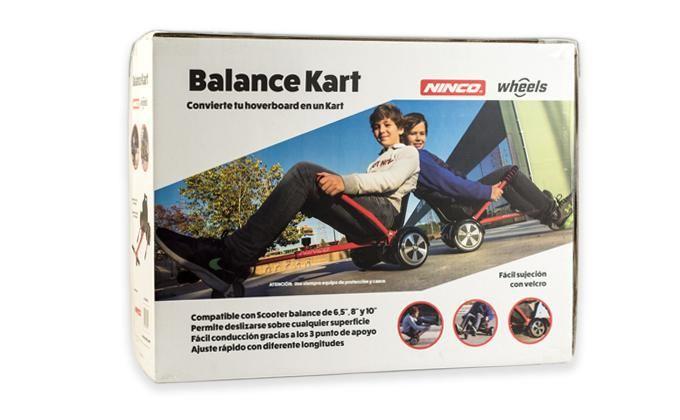 "NINCO Hoverkart für alle Hoverboards und Self Balance Scooter (6,5"" / 8.0"" / 10"")"