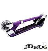 JD BUG JD BUG 8+ Classic Street 120, Purple