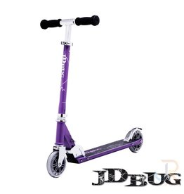 JD BUG JD BUG CLASSIC 8+ STREET SCOOTER, PURPLE