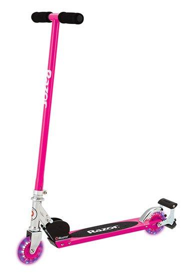 RAZOR S Spark Sport Pink 8+