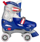 NIJDAM Nijdam Kinder Junior Verstellbar Rollschuh