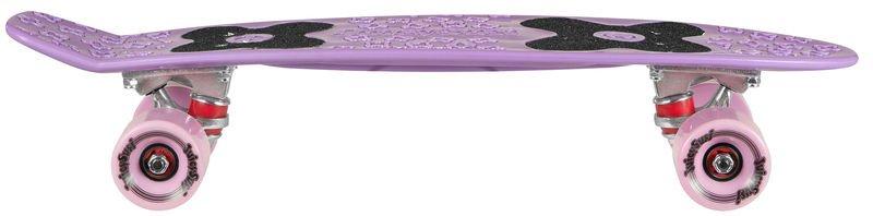 CHOKE SKATEBOARDS Choke juicy susi Classic Cruiser Purple