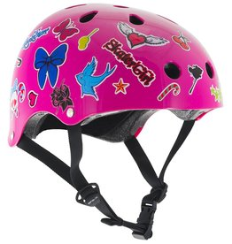 SFR Essential helmet Pink sticker