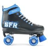 SFR Vision II Rollschuhe für Kinder Schwarz/Blau