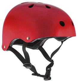 SFR ESSENTIAL SKATEHELM ROOD METALLIC