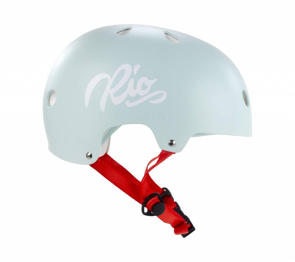 RIO ROLLER Adjustable Script Helmet für Roller Skates