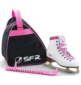 SFR SFR Junior Ice Skate Pack