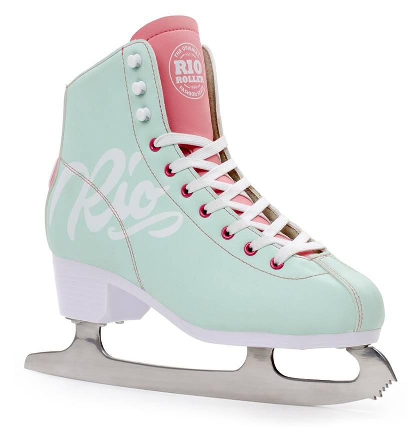 RIO ROLLER Rio Roller Script Ice Skates