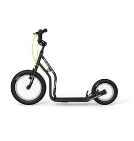 YEDOO  Yedoo Wzoom Black Kinderroller 6+