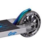 GRIT SCOOTERS Grit Invader complete scooter Polished / Bleu Silver