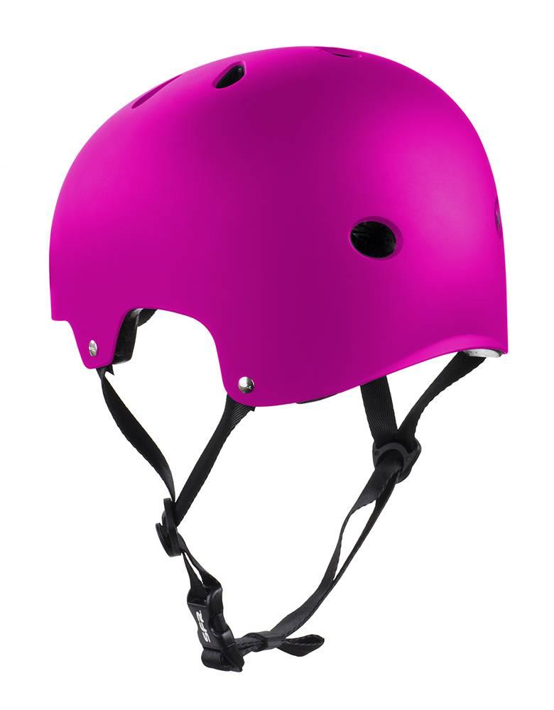 SFR Essential helmet Matt Fluo Pink
