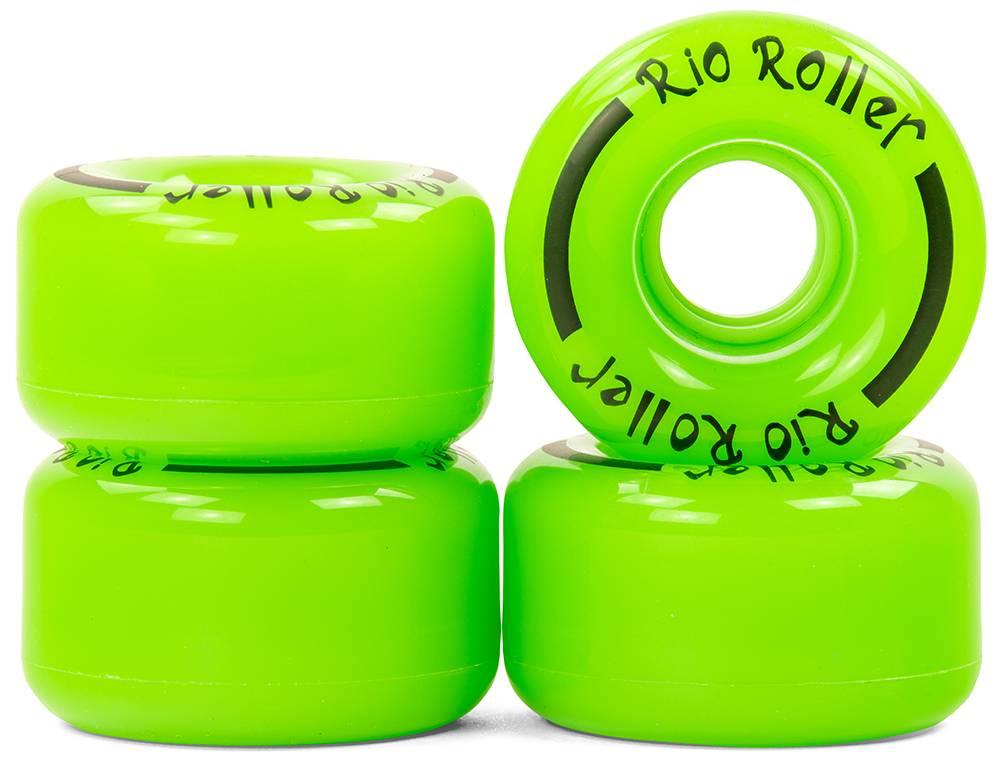 RIO ROLLER ROLSCHAATS WIELEN (7 Kleuren)