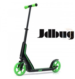 JD BUG JD BUG SMART 185  STEP 10+ ,ZWART/GROEN