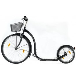 KICKBIKE KICKBIKE CITY G4 BLACK 8+