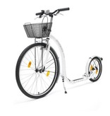 KICKBIKE KICKBIKE CITY G4 WHITE 8+