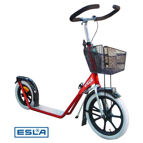 ESLA SCOOTER ESLA SCOOTER 4100 RED