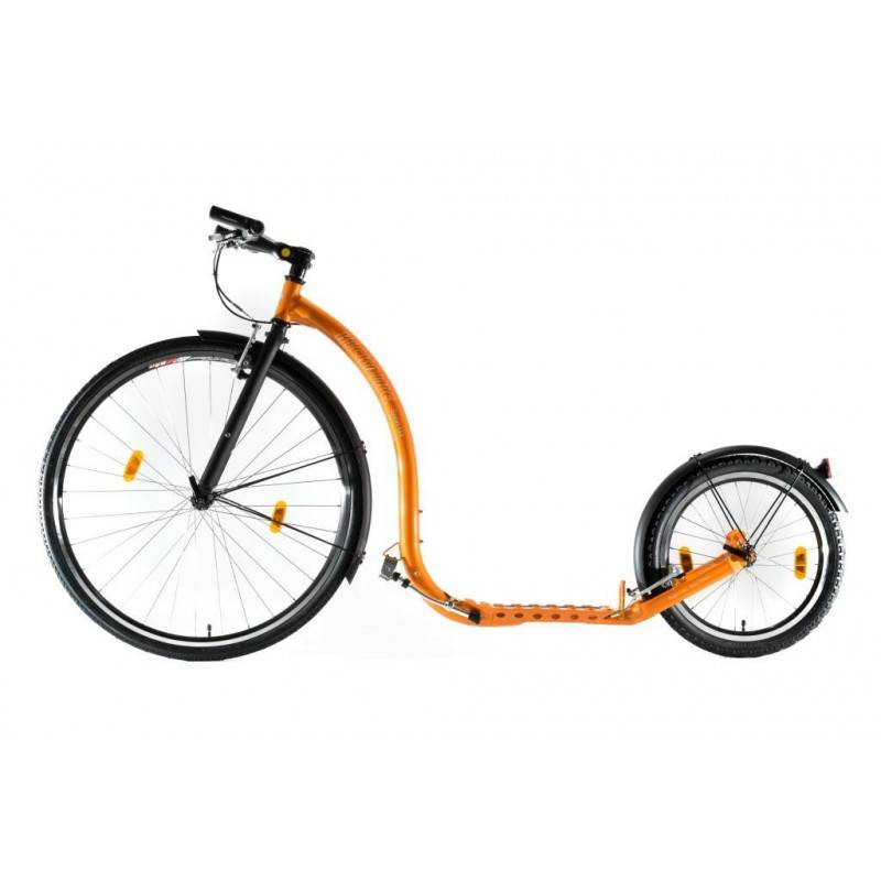 KICKBIKE KICKBIKE 'SPORT' STEP G4 , ORANGE