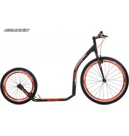 CRUSSIS  CRUSSIS URBAN 4.4 BLACK/ORANGE 26/20,  10+