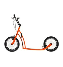 MIBO SCOOTERS MIBO PROFESSIONAL STEP,  ORANGE 10+