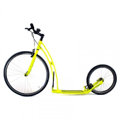 MIBO SCOOTERS MIBO  'GT'  STEP YELLOW, 12+