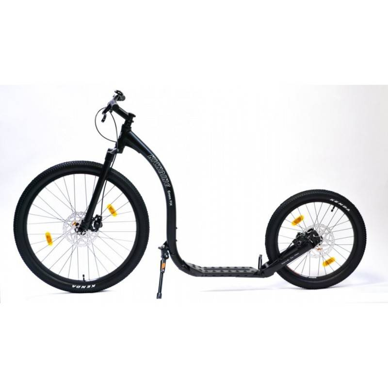 KICKBIKE KICKBIKE 'CROSS FIX' ,  BLACK 12+