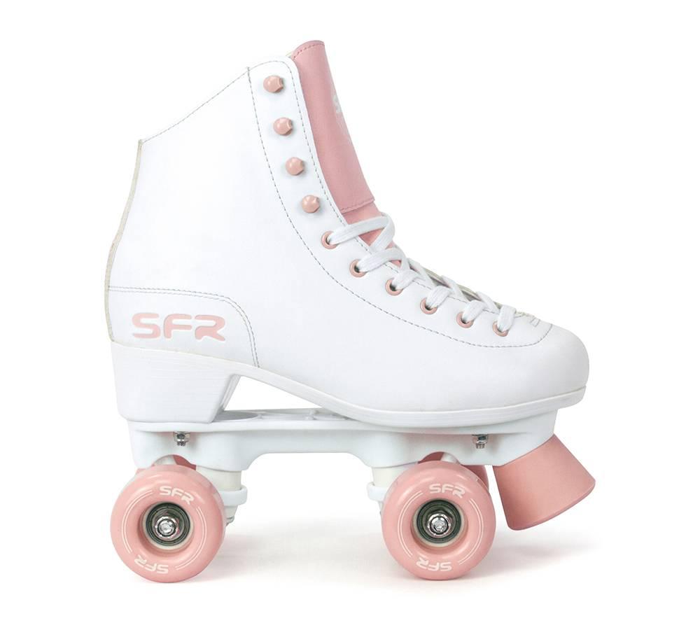 SFR SFR Figure Rollschuhe,  Weiß/Rosa