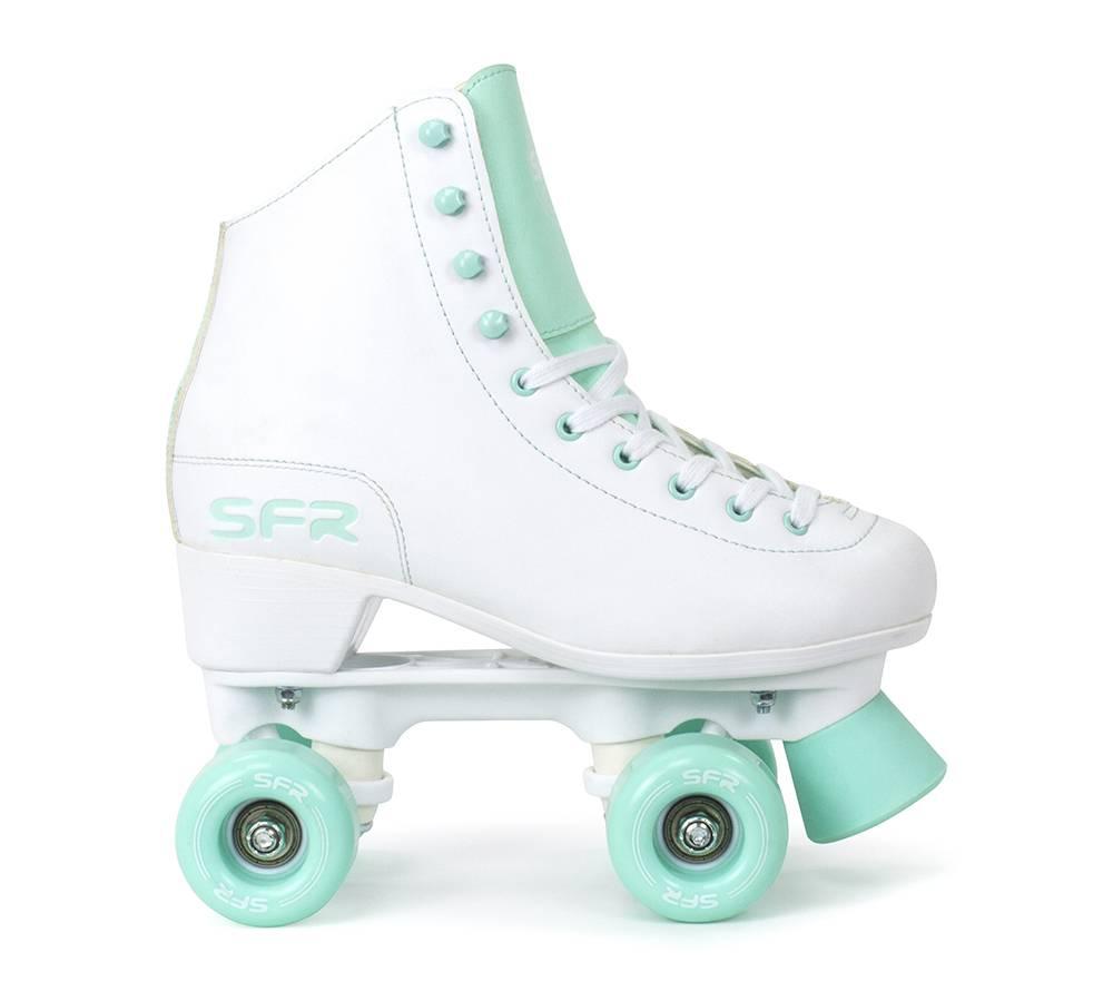 SFR SFR Figure Rollschuhe,  Weiß/Grün