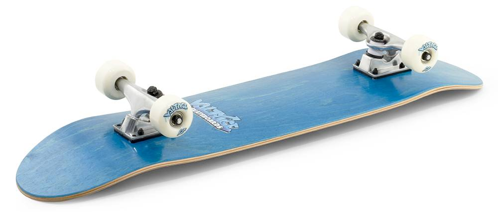 VOLTAGE SKATEBOARDS VOLTAGE COMPLETE SKATEBOARD, BLEU