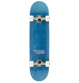 VOLTAGE SKATEBOARDS VOLTAGE COMPLETE SKATEBOARD, BLAUW