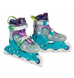 DISNEY Frozen 2 in 1 Schlittschuhe & Inline skates