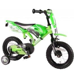 VOLARE  Volare Motobike Gruen Kinderfahrrad 12 Zoll