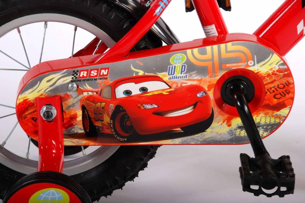 DISNEY  Disney Cars 12 Inch Jongensfiets