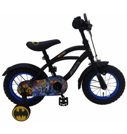 VOLARE Batman 12 Zoll Kinderfahrrad