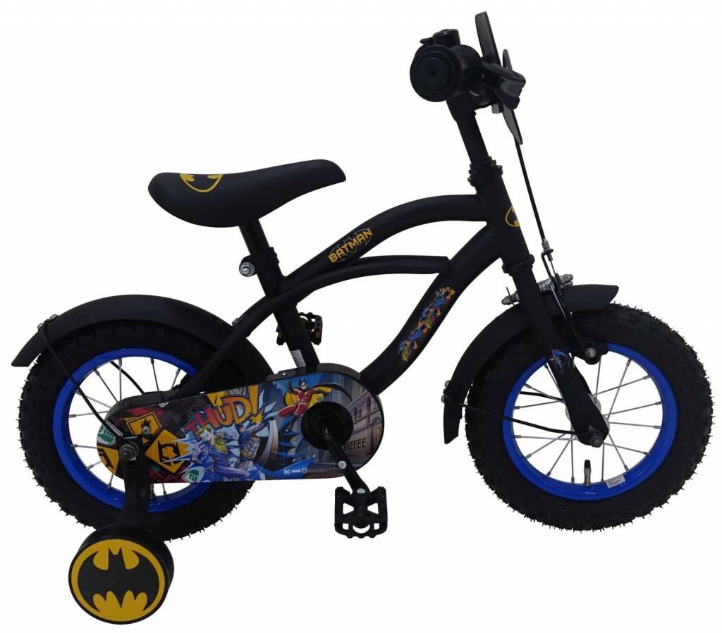 BATMAN Batman 12 inch jongensfiets